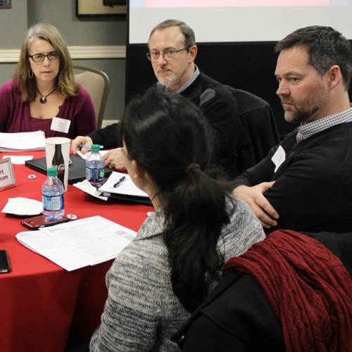 NSSE Summit inspires campus-wide discussion on student engagement