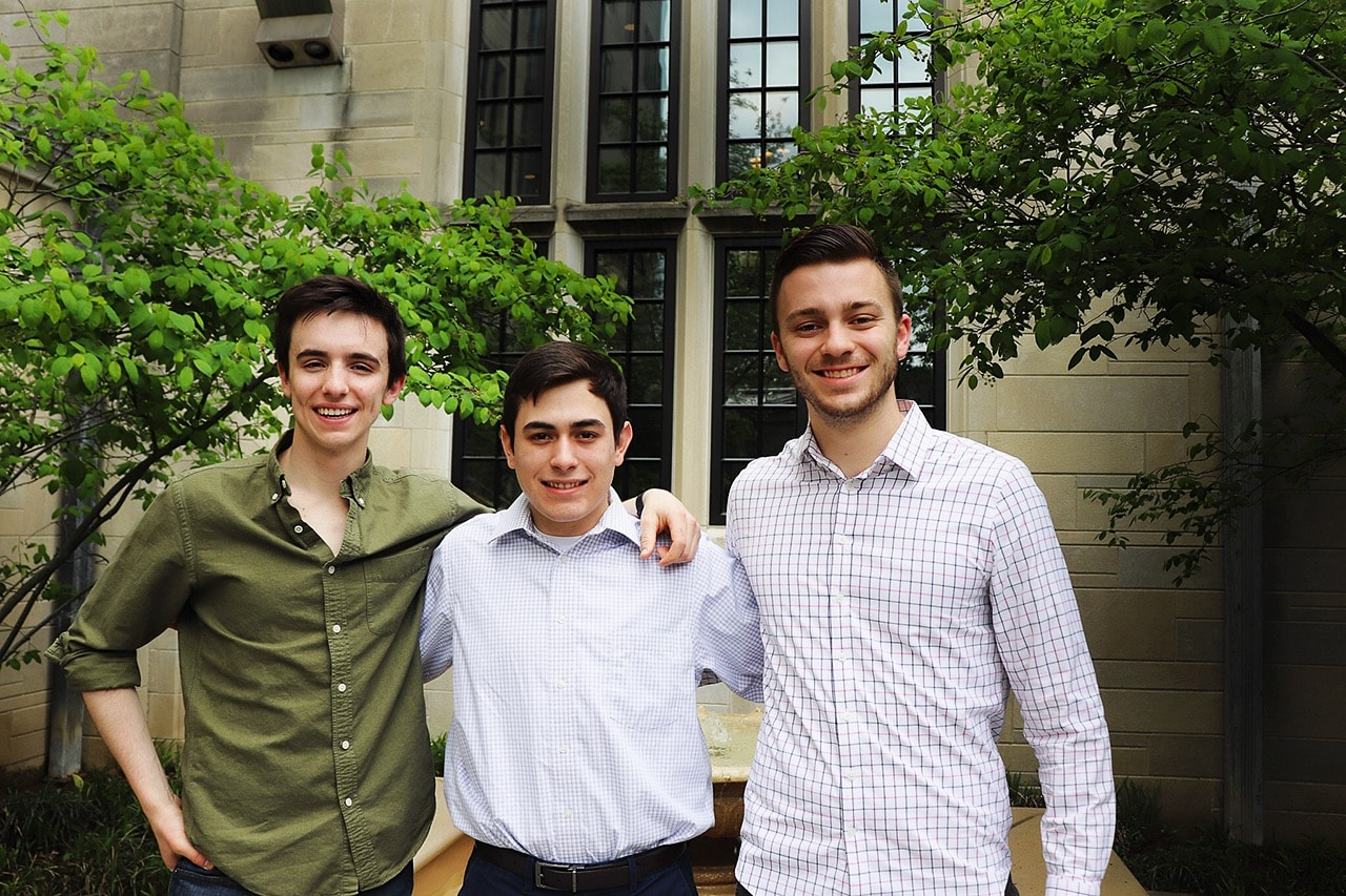 Three IU students receive scholarships to study abroad: Boren, CLS, and Fulbright