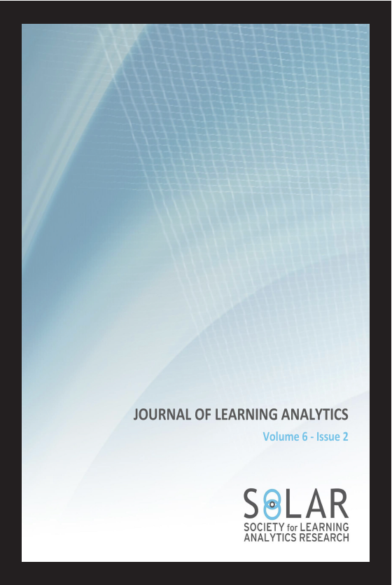 Learning Analytics Fellows Program featured in the Journal of Learning Analytics