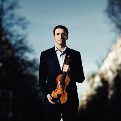 Berlin Philharmonic concertmaster Noah Bendix-Balgley visiting IU Bloomington