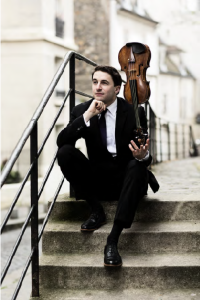 Noah Bendix-Balgley, Concertmaster of the Berlin Philharmonic