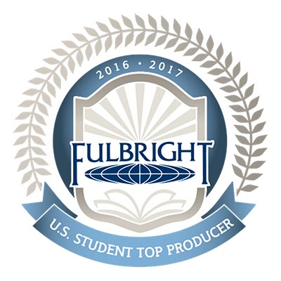 Indiana University among the top institutions sending Fulbright students abroad
