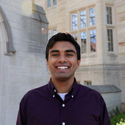 1d20035a5858 IU Bloomington student commencement speaker credits IU community for his  success