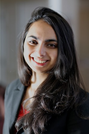 Wells senior Radhika Agarwal wins Provost's Award for Undergraduate Research