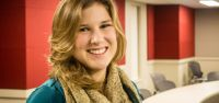 Wells sophomore wins 2015 Poynter Center Research Prize in Practical Ethics for Undergraduates