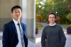 Two IU Seniors Receive Yenching Academy Scholarship to Study in China