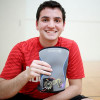 IU senior's work on wearable fitness device earns Provost's Award for Undergraduate Research
