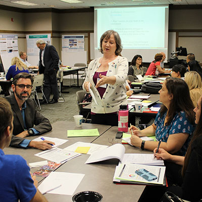 TRESTLE Annual Meeting: Keeping student learning on track